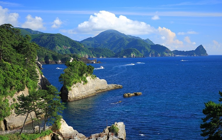 Relax both your body and soul at the Izu Peninsula in Shizuoka Prefecture!
