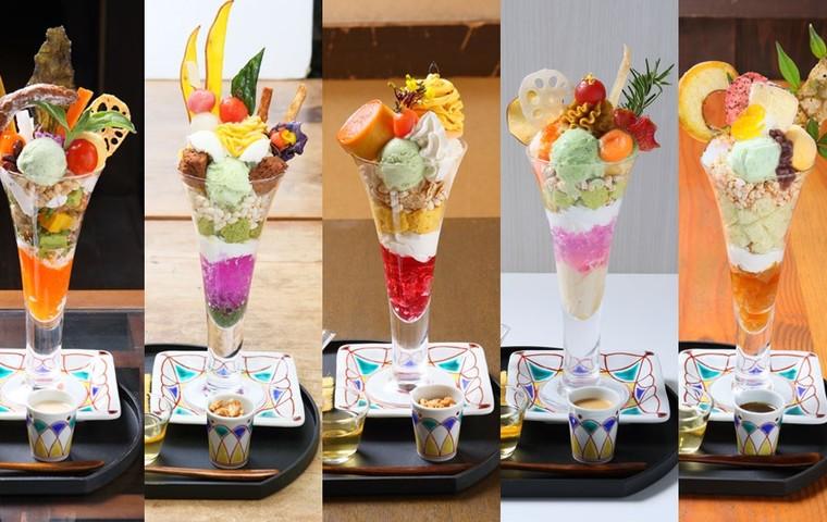 Try the unique cuisine of Ishikawa Prefecture using locally produced Kaga and Kaga Kutani vegetables
