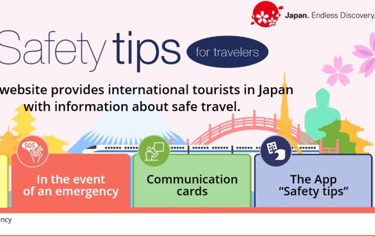 """Safty Tips"" for travellers"