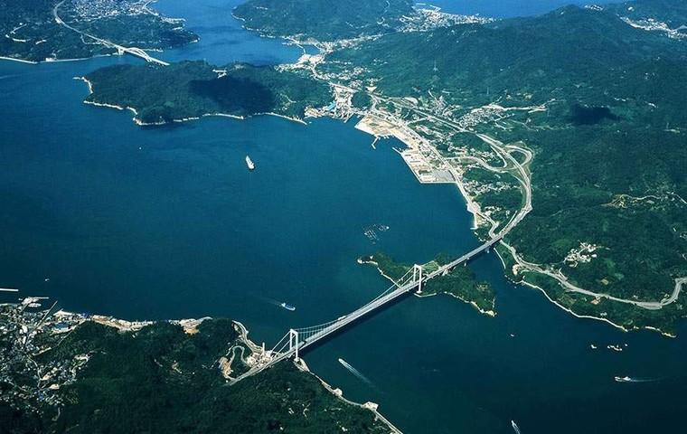 Come to the charming island of Shikoku!